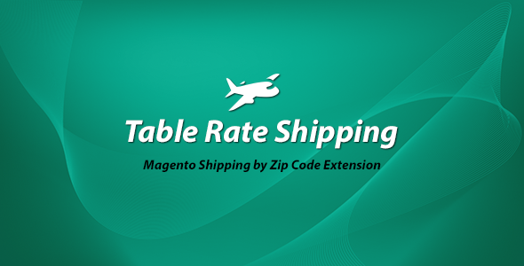 Magento Shipping by Zip Code