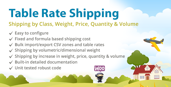 Kahanit web development mahuva for Table rate shipping